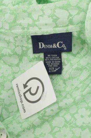 Γυναικείο πουκάμισο Denim&Co.
