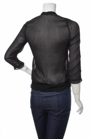 Γυναικείο πουκάμισο Edc By Esprit, Μέγεθος S, Χρώμα Μαύρο, 100% πολυουρεθάνης, Τιμή 12,99€