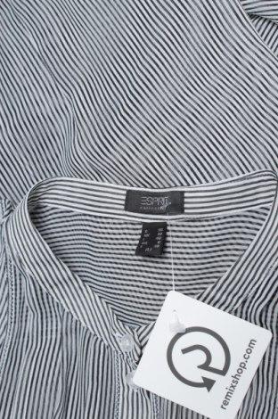 Γυναικείο πουκάμισο Esprit, Μέγεθος S, Χρώμα Γκρί, Πολυεστέρας, Τιμή 15,46€