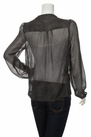 Γυναικείο πουκάμισο Fransa, Μέγεθος M, Χρώμα Γκρί, 100% πολυεστέρας, Τιμή 14,23€