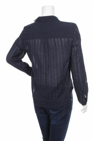 Γυναικείο πουκάμισο Free Quent, Μέγεθος S, Χρώμα Μπλέ, 100% βαμβάκι, Τιμή 12,99€