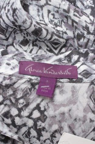 Γυναικείο πουκάμισο Gloria Vanderbilt, Μέγεθος S, Χρώμα Γκρί, Μοντάλ, Τιμή 14,23€