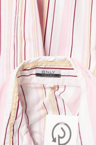 Γυναικείο πουκάμισο Only, Μέγεθος L, Χρώμα Πολύχρωμο, Τιμή 14,23€