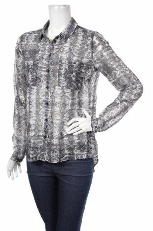 Γυναικείο πουκάμισο Page One, Μέγεθος M, Χρώμα Πολύχρωμο, 100% πολυεστέρας, Τιμή 15,46€