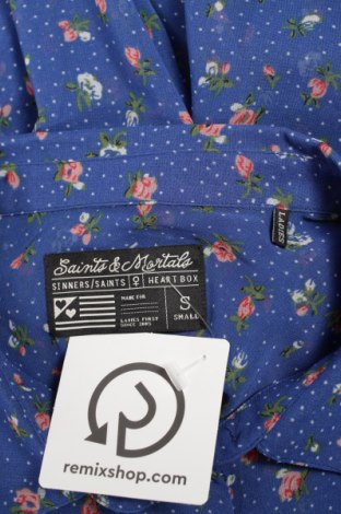 Γυναικείο πουκάμισο Saints & Mortals