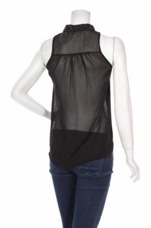 Γυναικείο πουκάμισο Sparks, Μέγεθος XS, Χρώμα Μαύρο, Τιμή 12,37€