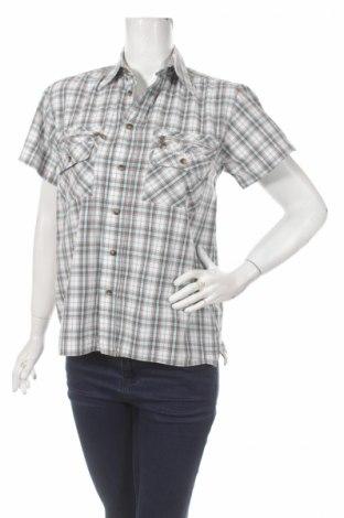 Дамска риза Swedemount, Размер S, Цвят Многоцветен, Памук, Цена 4,50лв.