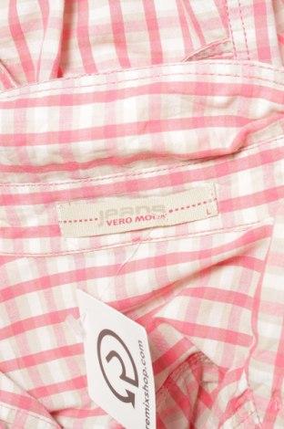 Γυναικείο πουκάμισο Vero Moda, Μέγεθος L, Χρώμα Πολύχρωμο, Βαμβάκι, Τιμή 9,28€
