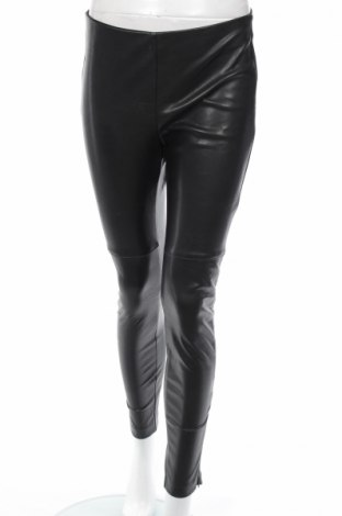 Pantaloni de piele pentru damă H&M