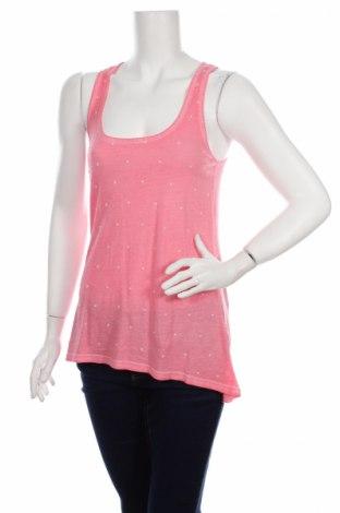 Tricou de damă Amisu, Mărime S, Culoare Roz, 50% bumbac, 50% viscoză, Preț 10,84 Lei