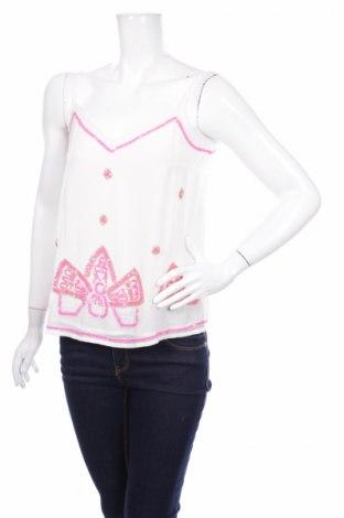 Γυναικείο αμάνικο μπλουζάκι G:21, Μέγεθος S, Χρώμα Λευκό, Πολυεστέρας, Τιμή 6,12€