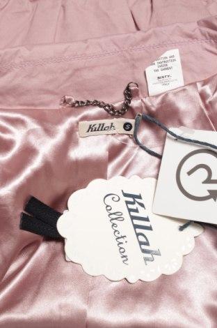 Дамско яке Killah, Размер XS, Цвят Пепел от рози, 100% памук, Цена 115,70лв.