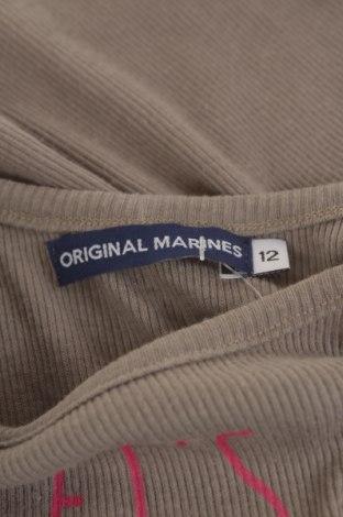 Детска блуза Original Marines, Размер 12-13y/ 158-164 см, Цвят Зелен, Цена 3,75лв.