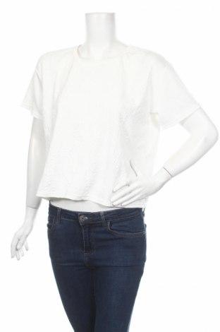 Дамска блуза Cache Cache, Размер XL, Цвят Бял, 95% полиестер, 5% еластан, Цена 15,96лв.