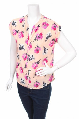 Дамска блуза Pleione, Размер XS, Цвят Многоцветен, Полиестер, Цена 4,50лв.
