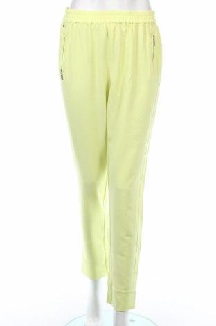 Pantaloni de femei Bonobo, Mărime M, Culoare Galben, 96% poliester, 4% elastan, Preț 43,70 Lei