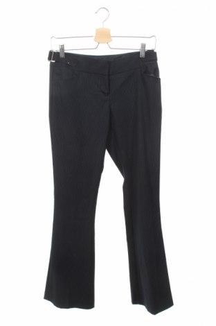 Дамски панталон Next, Размер XS, Цвят Син, 70% полиестер, 28% вискоза, 2% еластан, Цена 9,57лв.