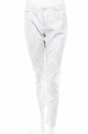 Дамски панталон Raffaello Rossi, Размер M, Цвят Сив, 95% памук, 5% еластан, Цена 41,65лв.
