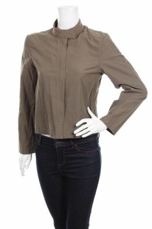 Дамско яке Esprit, Размер S, Цвят Зелен, 65% полиамид, 35% памук, Цена 36,00лв.