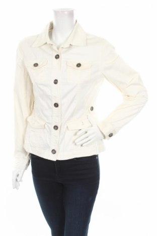 Дамско яке Jones New York, Размер S, Цвят Бял, 97% памук, 3% еластан, Цена 16,12лв.