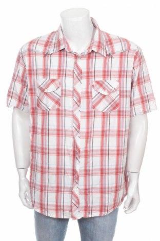 Мъжка риза Maldini, Размер XXL, Цвят Многоцветен, 100% памук, Цена 3,20лв.