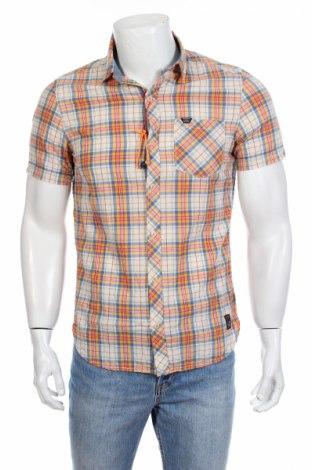 Pánska košeľa  S.Oliver, Veľkosť S, Farba Viacfarebná, 99% bavlna, 1% elastan, Cena  10,28€