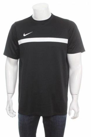 Pánske tričko  Nike, Veľkosť XL, Farba Čierna, Polyester, Cena  8,73€