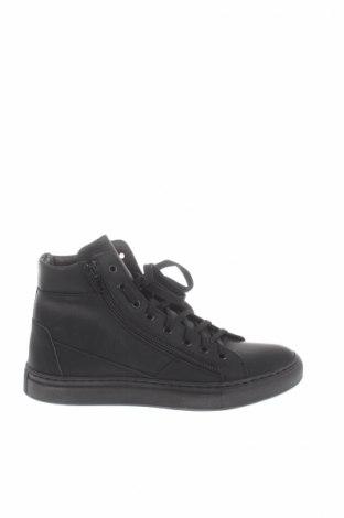 Мъжки обувки Bagatt, Размер 41, Цвят Черен, Естествена кожа, Цена 156,00лв.