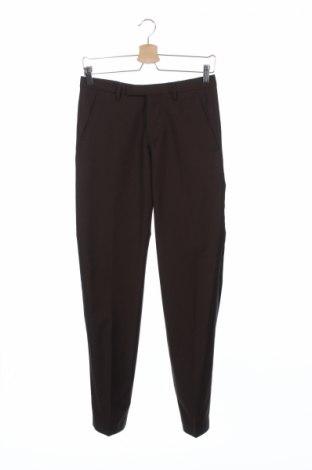Мъжки панталон Cinque, Размер S, Цвят Кафяв, 100% вълна, Цена 19,20лв.