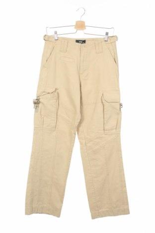 Мъжки панталон Ph Industries, Размер S, Цвят Бежов, Цена 7,28лв.