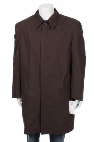 Мъжки шлифер Jos.a.bank, Размер L, Цвят Кафяв, 60% памук, 30% полиестер, 10% полиамид, Цена 218,40лв.