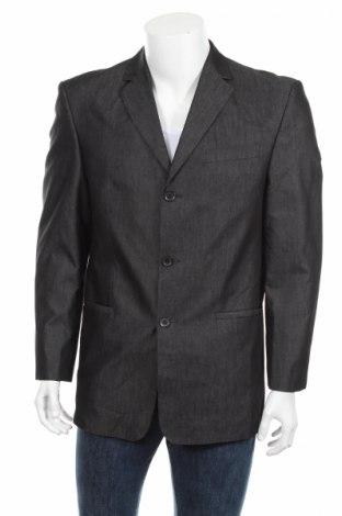 Мъжко сако Angelo Litrico, Размер M, Цвят Черен, 65% памук, 35% полиестер, Цена 3,00лв.