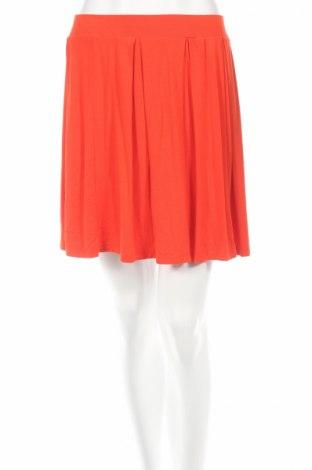 Пола Asos, Размер M, Цвят Оранжев, 95% вискоза, 5% еластан, Цена 9,60лв.