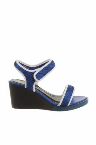 Sandale Walk Side, Mărime 38, Culoare Albastru, Textil, Preț 47,41 Lei