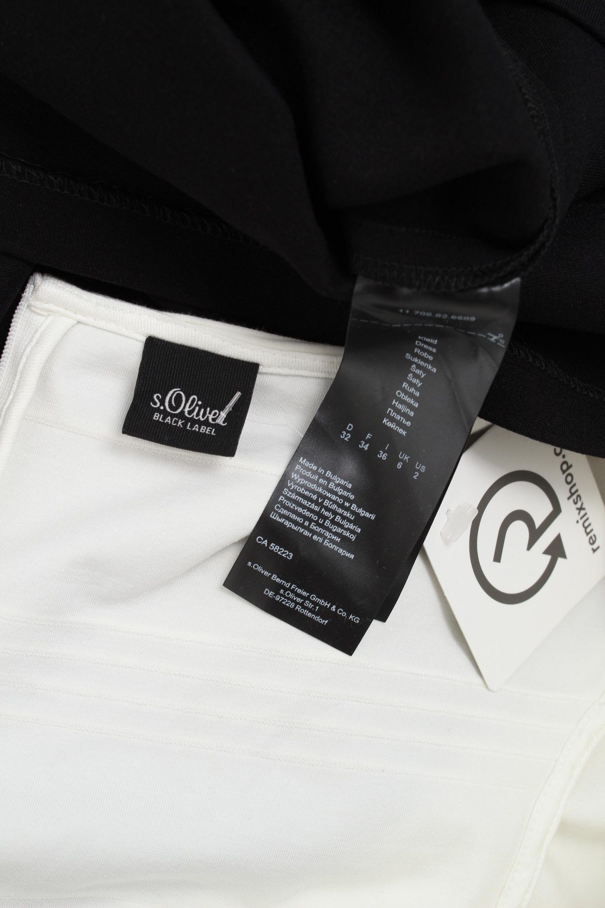 online for sale various design authentic Sukienka S.Oliver - kup w korzystnych cenach na Remix ...