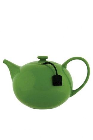 Ceainic Salt & Pepper My tea, Culoare Verde, Porțelan, Preț 148,00 Lei