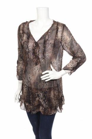 Дамска блуза Alison, Размер L, Цвят Кафяв, Цена 3,80лв.