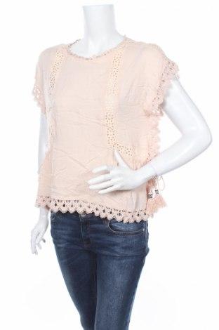Дамска блуза An'ge, Размер M, Цвят Розов, Цена 3,94лв.