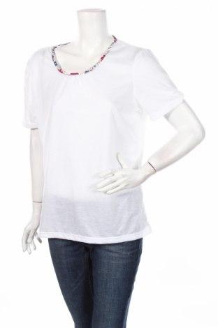 Дамска блуза Anne De Lancay, Размер XXL, Цвят Бял, Полиестер, Цена 4,73лв.