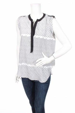 Дамска блуза Antilia Femme, Размер M, Цвят Бял, Полиестер, Цена 4,20лв.