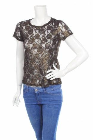 Дамска блуза Avant Premiere, Размер S, Цвят Златист, 100% полиамид, Цена 4,20лв.