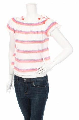 Γυναικεία μπλούζα Banana Moon, Μέγεθος S, Χρώμα Πολύχρωμο, Βαμβάκι, Τιμή 3,86€