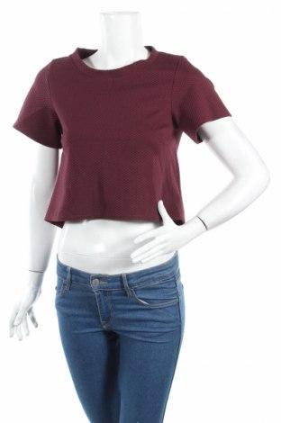 Γυναικεία μπλούζα Closet, Μέγεθος S, Χρώμα Κόκκινο, 95% πολυεστέρας, 5% ελαστάνη, Τιμή 3,64€