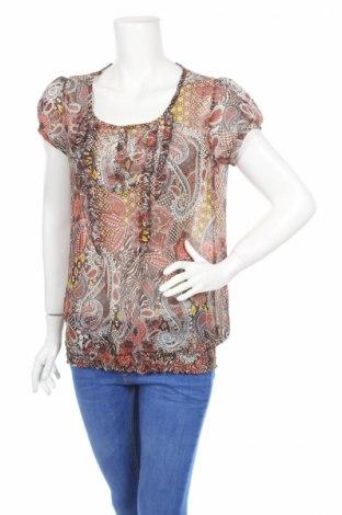 Дамска блуза Driver, Размер M, Цвят Многоцветен, Полиестер, Цена 4,73лв.
