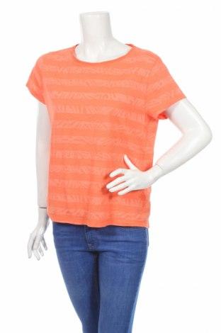 Дамска блуза Mark Adam, Размер L, Цвят Оранжев, Памук, Цена 4,46лв.