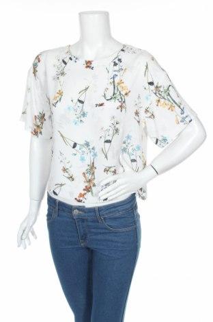 Дамска блуза Marks & Spencer Autograph, Размер S, Цвят Многоцветен, Полиестер, Цена 9,75лв.