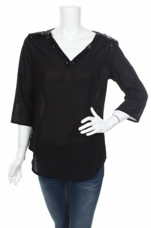 Дамска блуза Y.Yendi, Размер M, Цвят Черен, Полиестер, Цена 4,50лв.