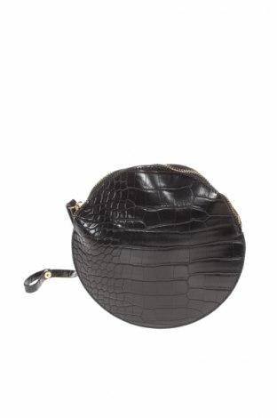 Geantă de femei, Culoare Negru, Piele ecologică, Preț 66,32 Lei