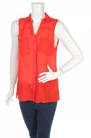 Γυναικείο πουκάμισο Amisu, Μέγεθος M, Χρώμα Κόκκινο, Πολυεστέρας, Τιμή 3,86€
