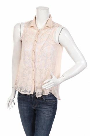 Дамска риза Ann Christine, Размер M, Цвят Розов, Цена 4,46лв.